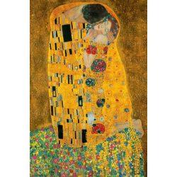 Gyémántszemes kirakó, Klimt, A csók 50x70 cm