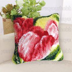 Suba, piros tulipán