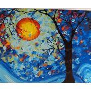 Festés számok után Naplemente P H9265 40x50 cm