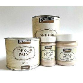 Dekor Paint Soft dekorfesték lágy 500ml