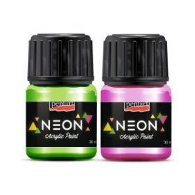 Neon akrilfestékek