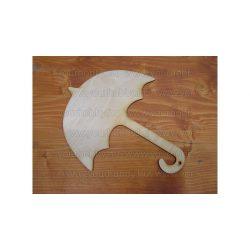 Fafigurák, Nyitott esernyő  24 cm