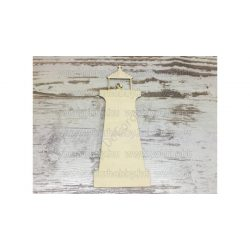 Fa Világítótorony 24 cm