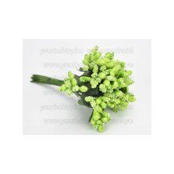 Bogyós mini csokor zöld