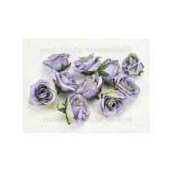 Rózsafej kicsi lila 4 cm 10db/cs