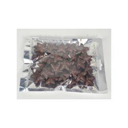 Polisztirol csillag nagy 3,5 cm kb.30db - csoki