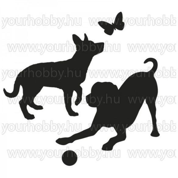 Formalyukasztó Jumbo Játékos kutyusok 6.8x6.7 cm