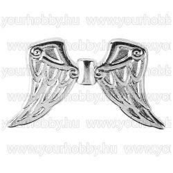 Angyalszárny '7' 3cm - ezüst
