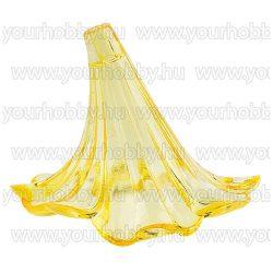 Angyalszoknya '2' 2,1cm x 2,6cm - átlátszó aranysárga