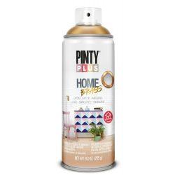 Pintyplus HOME festékspray 400ml sárgaréz
