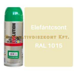 Pintyplus EVOLUTION fényes akril festék spray 200 ml Elefántcsont