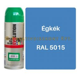 Pintyplus EVOLUTION fényes akril festék spray 200 ml Égkék