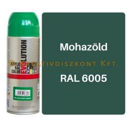 Pintyplus EVOLUTION fényes akril festék spray 200 ml Moha zöld