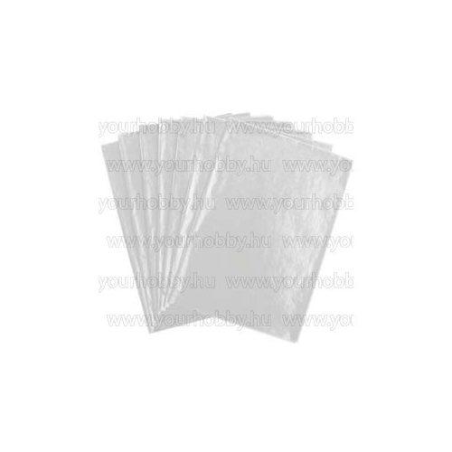 Transzparenspapír fehér,  70 x 100 cm / 25 db