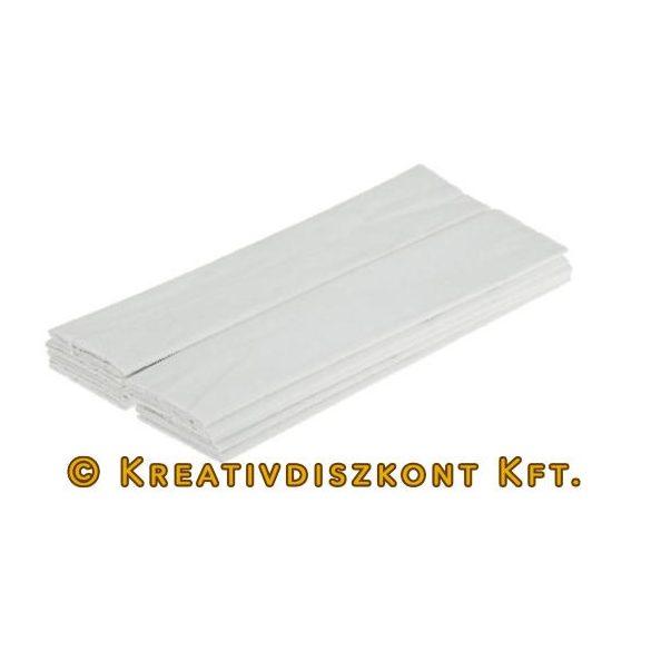 Krepp papír, 250 x 50 cm