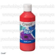 Creall Textilfesték 250 ml - Piros