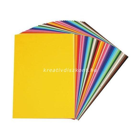 Fotókarton és tónuspapír csomag / 50 db