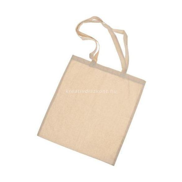 Lenvászon táska, 38 x 42 cm