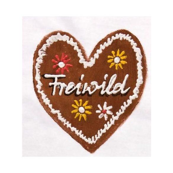 Textilfestő filctoll készlet, 5 db