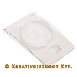 Fürdőgömb öntőforma - gömb