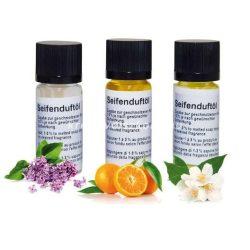 Szappan illatosító olaj, sok változatban / 10 ml