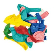 Léggömbök vegyes színekben / 20 db