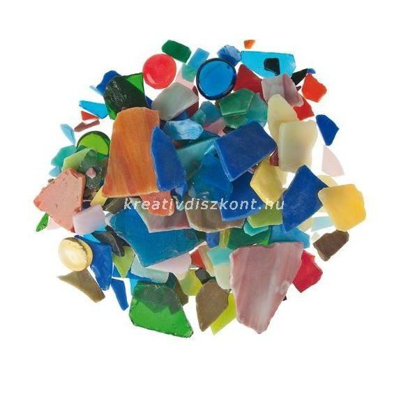 Üvegmozaik keverék / 250 g