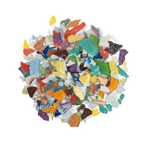 Crash üvegmozaik keverék, 500 g