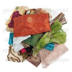 Textildarabok, kötetlen válogatás, 500 g