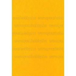 Barkácsfilc sok színben, 40 x 50 cm x 3 mm banánsárga