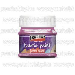 Pentart Textilfesték 50 ml - Málna