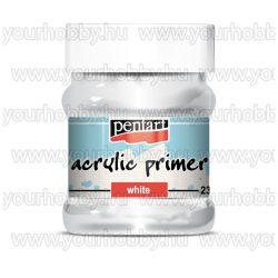Pentart Akril alapozó festék - Fehér 230 ml