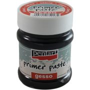 Pentart Alapozó paszta gesso - Fekete 230 ml
