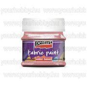 Pentart Textilfesték 50 ml - Puncs