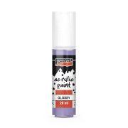 Pentart Fényes akrilfesték 20 ml - Ametiszt