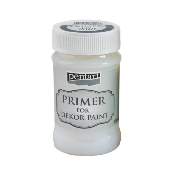 Dekorfesték alapozó 3 kiszerelésben - 100 ml