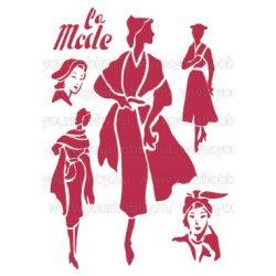 Stencil,  női divat  KSG196