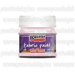 Pentart Textilfesték 50 ml - Rózsaszín