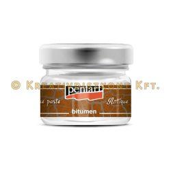 Antikoló paszta  bitumenes 4 szín 20 ml - antikarany