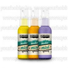 Média permetfesték spray 48 szín 50 ml - antikarany