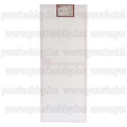 Keskeny keretű feszített vászon 40x1,8x100 cm KTL02N