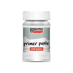 Pentart Alapozó paszta lágy gesso - Fehér 100 ml