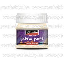 Pentart Textilfesték 50 ml - Bézs