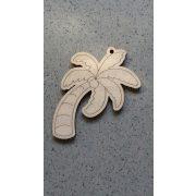 Fafigurák, pálmafa 5x7,6 cm