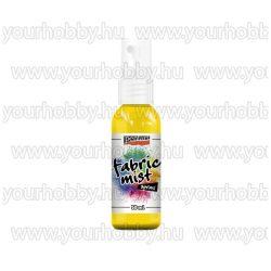 Pentart Textilfesték spray 50 ml - Sárga