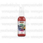 Pentart Textilfesték spray 50 ml - Piros