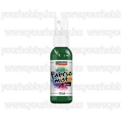 Pentart Textilfesték spray 50 ml - Zöld