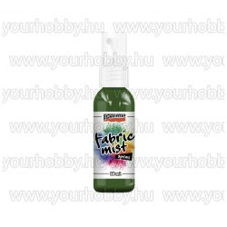 Pentart Textilfesték spray 50 ml - Oliva