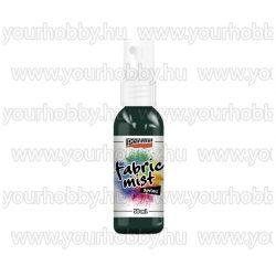 Pentart Textilfesték spray 50 ml - Fenyőzöld
