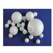 Polisztirol gömb több méretben, 4 cm